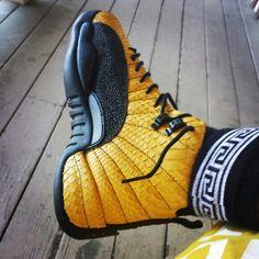 Scorpion Jordan 12's More