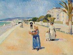 Edvard Munch   Guide Nice : Promenade des Anglais