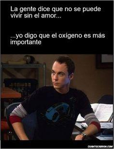 Palabras muy ciertas de Sheldon        Gracias a http://www.cuantocabron.com/   Si quieres leer la noticia completa visita: http://www.estoy-aburrido.com/palabras-muy-ciertas-de-sheldon/
