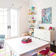 These Kids' Playroom Ideas Are the Definition of Fun - These Kids' Playroom Ideas Are the Definition of Fun - Photos