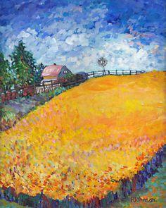 Van Gogh&#39-s Painting Technique: Impasto |