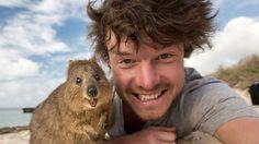 Roztomilé selfie tohto sympatického mladíka vás chytia za srdce. Sú jednoducho úžasné!