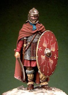 Ausiliario Romano - Fine II Sec. D.C.