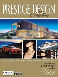http://www.interiordesignmagazines.eu/ Top 5 interior design magazines from Canada - Prestige Design