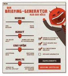 briefing generator