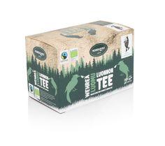 NEW Nordqvist organic tea box. Organic Green Tea, Tea Box, Container, Tea Caddy
