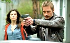 intelligence tv show photos | New 'Intelligence' promo finds super-human Josh Holloway on the run ...