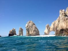 Most southern point in Baja Mexico- Cabo San Lucas Arch