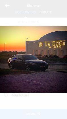 Sunset BMW