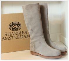 Shabbies Amsterdam boots! Antwerp