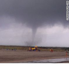 CNN.com brings us a rare waterspout caught on a New York City beachfront.  Winds up to 70 mph!  Don't forget that if you haven't gotten your free PDF copy of our new book, this is a REALLY good time!  getyourstufftogether.com/giveaway.htm.