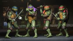 Last summer, Nickelodeon and Point Grey Pictures' Seth Rogen, Evan Goldberg and James Weaver jointly announced an all-new CG-animated Teenage Mutant Ninja Turtles theatrical motion picture. Now, fans have a break down of the four leads and what direction the characters will be going in this new adaptation, courtesy of The Illuminerdi!BREAKING DOWN THE HEROES IN A HALF-SHELLThe Teenage Mutant Ninja Turtles casting break down for Leonardo, Raphael, Michelangelo, and Donatello is as…