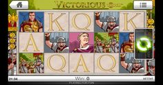 If you are looking for a mobile slot that is offering lots of opportunities for you to win, the #Victorious touch game is a good one to consider. Victorious is one of the new mobile slots with five reels and 243 ways to #win from Netent. Net Entertainment creates this slot with great imagery and the right sounds to complement the #satisfaction of victory. Read on to know that to expect from the Victorious #Mobile slot.