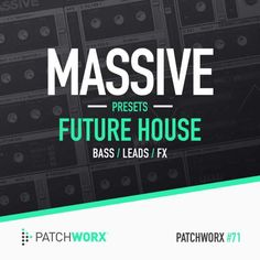 EDM & Mainroom Synths For MASSiVE DiSCOVER | October 24 2016 | 101 MB EDM & Mainroom Synths' is a chunky collection of club shaking sounds designe