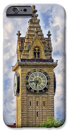 Bowling Green Court House IPhone 6s Case featuring the photograph Bowling Green Court House by Mary Timman