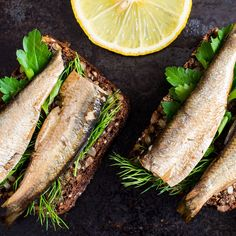The Inexpensive Food That Can Give You Glowing Skin in Just 3 Days: Sardines (yes, the greasy fish that come in a tin) can actually give you better skin.
