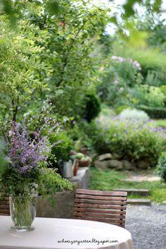Ein Schweizer Garten: Friday Flowerday