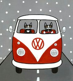 Snowy rode trip ...
