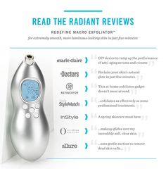 Read the radiant reviews for #RodanandFields #Redefine #MacroE! One of my favorite tools! ☺️