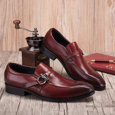 Shoes - Sword Brown  #shoes #men #ascot #cufflinks #menswear #mensfashion #tie #bowtie