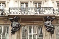 Cariatides - Paris