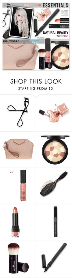 """NEWCHIC"" by nanawidia ❤ liked on Polyvore featuring beauty, Bobbi Brown Cosmetics, Givenchy, Beauty Secrets, Laura Geller and Deborah Lippmann"