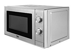 Beko MGC20100S Grill and Microwave, 20 Litre, 700 W, Silver: Amazon.co.uk: Kitchen & Home