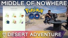 nice POKÉMON GO IN THE Center OF NOWHERE | Trainer Suggestions