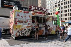 Old Montreal Food Trucks