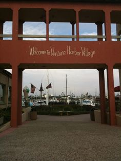 Everyone In Southern California Should Visit Ventura Harbor Village At Least Once California Location, Ventura California, California Destinations, California Dreamin', Ventura Harbor, Harbor Village, Places To Go, At Least, Vacation