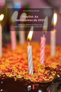 Playlist: As debutantes de 2021! - Nerdiva.com.br Shakira, Resident Evil, Birthday Candles, Important Dates, You Complete Me