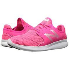 New Balance Coast v3 (Alpha Pink / White) Sapatos de corrida para mulheres