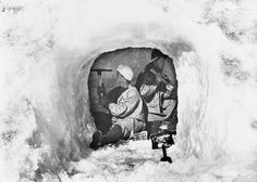 Rare Pictures: Scott's South Pole Expedition, 100 Years Later