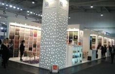 Stand Domotex Unifam