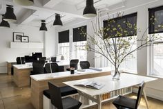 Here are the Modern Office Space Design Ideas. This post about Modern Office Space Design Ideas was posted under the Furniture category by our team at March 2019 at pm. Hope you enjoy it and don't forget to . Design Studio Office, Office Space Design, Modern Office Design, Office Interior Design, Office Interiors, Office Designs, Office Ideas, Office Setup, Studio Interior