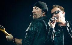 Gli U2 tornano in Italia per 2 date #u2 #theedge #bonovox