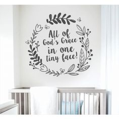 GODS GRACE IN ONE TINY FACE  - Wish I knew delivery was going to take so long.  Grrr. Gods Grace, Rainbow Baby, Home Projects, Nursery, Delivery, Home Decor, Face, Decoration Home, Room Decor