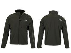 The North Face Mens Apex Bionic Jacket Noah Green $68.26