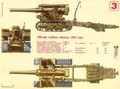 203-мм гаубица образца 1931 года