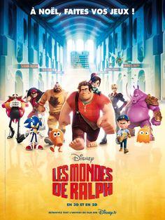 LES MONDES DE RALPH - Le Disney de Noël, le 5 décembre 2012 au cinéma - © Disney