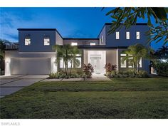 Florida modern home builders