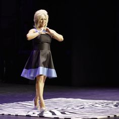 Theresa Caputo performs at the Beacon Theatre