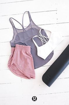 Fluid movement calls for light layers.