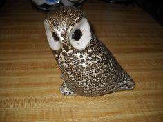 Vintage Pigeon Forge Pottery OWL   eBay