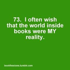 -crosses out often and replaces it with always-    Bookfessions