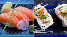 Slik lagerdu hjemmelaget sushi på 1-2-3