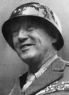 Patton, General George    One of my extreme heros
