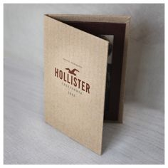 Hollister in-store gift card package ❤ liked on Polyvore