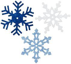 Large Felt Snowflake 24/Pkg-Winter Notions - In Network http://www.amazon.com/dp/B0068RSDFI/ref=cm_sw_r_pi_dp_S-Mqwb0G08GPK