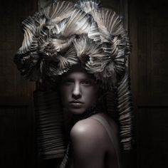 Sylwia Makris is an artist who was born in Poland. She is now a fashion photographer